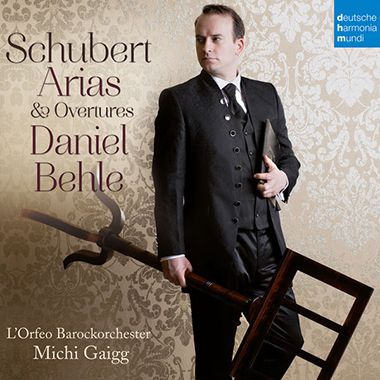 Schubert Arias & Overtures