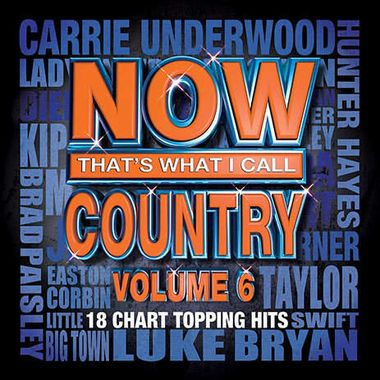 Now That's What I Call Country Vol 6