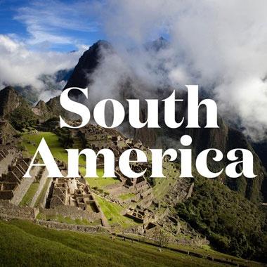 Destination: South America