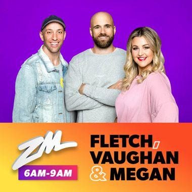 Fletch Vaughan And Megan