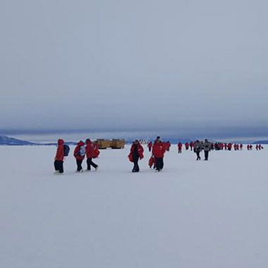 Voices from Antarctica