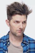 Adam Scott Hijacks a Stranger's Tinder