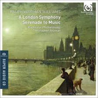 Vaughan W - A London Symphony