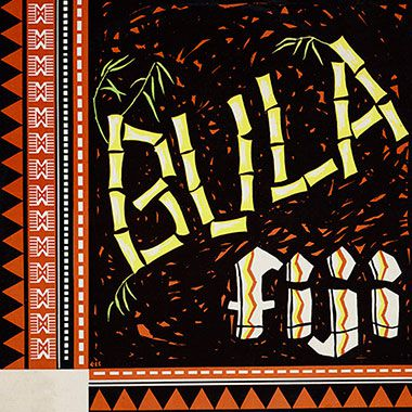 Bula: A musical rendition of Fijian hospitality