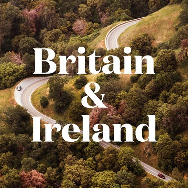 Destination: Britan and Ireland