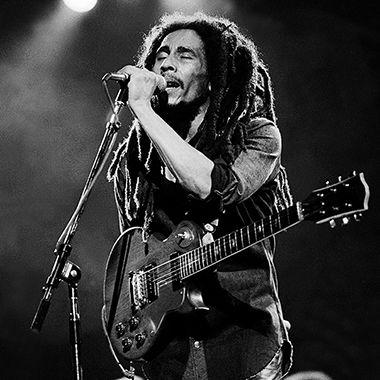 Artist Spotlight: Bob Marley
