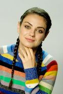 Mila Kunis Weighs in on Naked Selfies, Tinder, and Menstrual Underwear