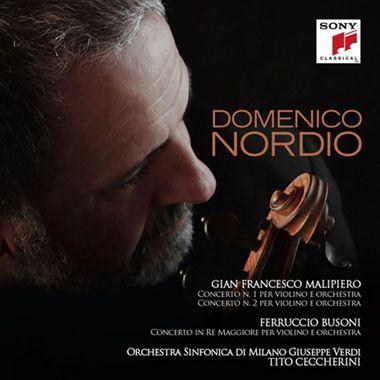 Malipiero, Busoni: Violin Concertos