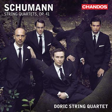 Schumann: String Quartets No 1, 2 & 3