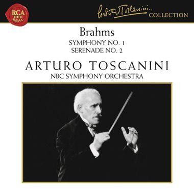 Brahms: Symphony No. 1 in C Minor, Op. 68 & Serenade No. 2 in A Major, Op. 16