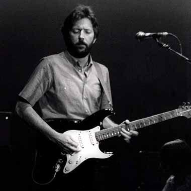 Artist Spotlight: Eric Clapton