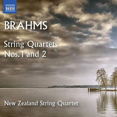 Brahms: String Quartets No 1 & 2