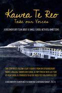 Take Our Voices - Kawea Te Reo