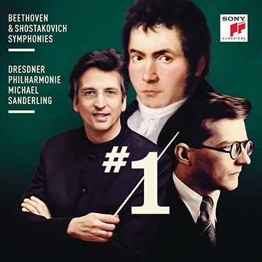 Beethoven & Shostakovich: Symphonies Nos. 1