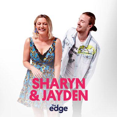 Sharyn and Jayden