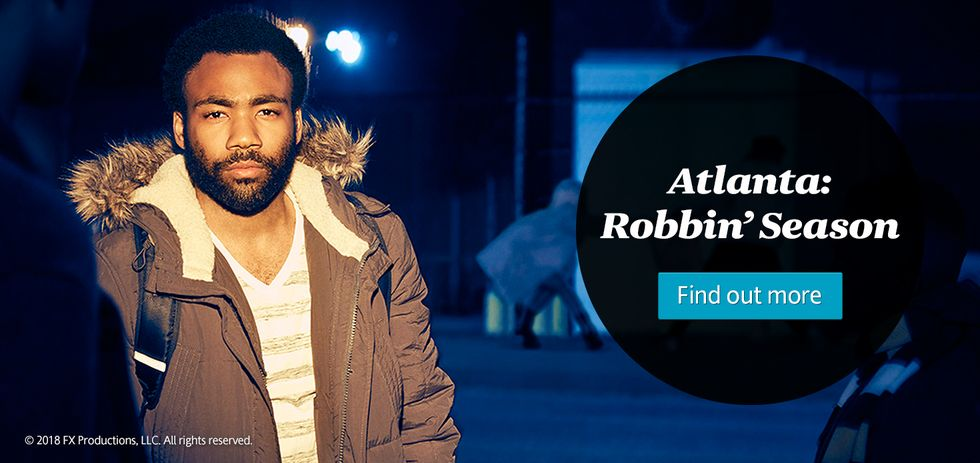 Atlanta: Robbin' Season