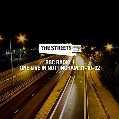 The Streets: One Live in Nottingham, 31-10-02