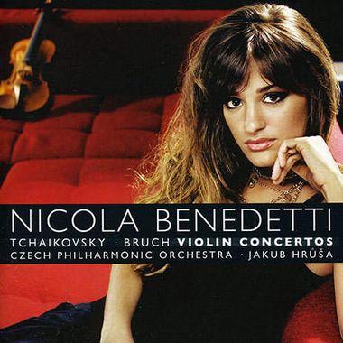 Tchaikovsky, Bruch: Violin Concertos